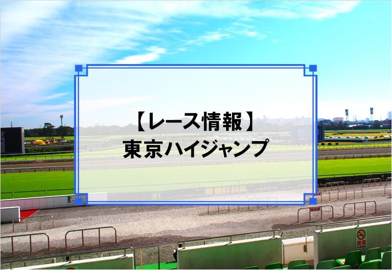 「東京ハイジャンプ」レース情報