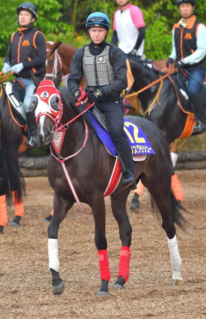 リスグラシュー、有馬記念で引退!