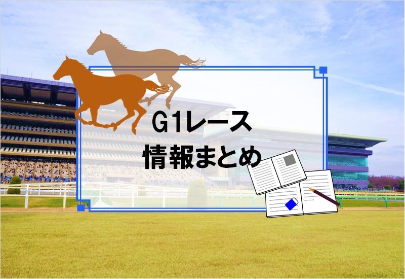 G1レースに関する情報まとめ