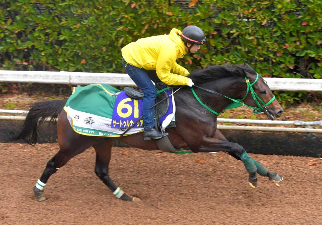 【有馬記念】サートゥルナーリア、弱点克服でVへ
