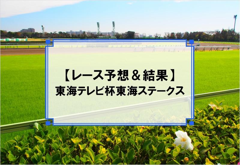 「東海テレビ杯 東海ステークス 2020」の予想と結果
